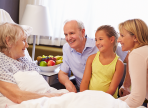 Questions to Ask at the Family Meeting to Determine when Elderly Parents Require Assistance