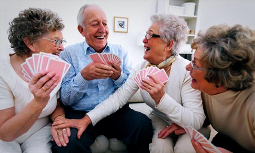Older adult spirituality